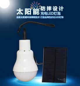 Solar Beach Light Lamp Bulb Powered Portable