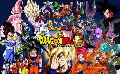 Dragon ball super poster 12