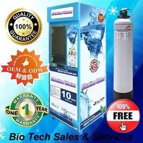 Vending Air Mesin Penapis ke4 Water Filter Machine