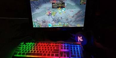 Set gaming bajet (intel G3240, 4GB, Gt730 2gb dr5)