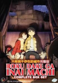 DVD ANIME Boku Dake ga Inai Machi Vol.1-12End