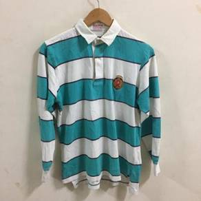 Vintage Brooks Brothers Polo Rugby Shirt Size S
