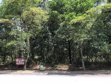 Putra crest Subang Jaya bungalow land below bank valuation
