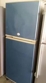 Sharp Fridge Ice Peti Ais Sejuk Blue Refrigerator