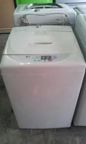 Basuh Washing LG Machine Refurbish Washer Mesin