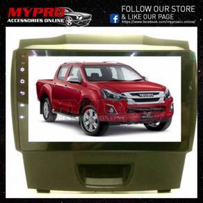 Isuzu D-Max android mirror link mp5 player
