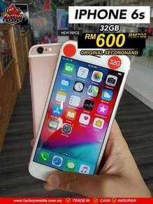 Original Apple Iphone 6s 32gb free gift