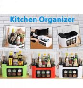 Kitchen organizer-putih