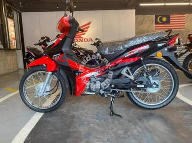 Honda alpha wave 110cc v2 2020 promo dp