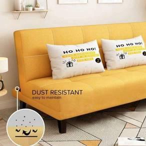 Sofa bed 2 in 1 ( merah
