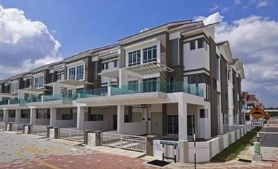 Juru Big Land House WORTH TO BUY near Auto City Icon City