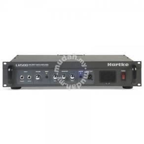HARTKE LH500 (500W) - Bass Guitar Amplifier Head