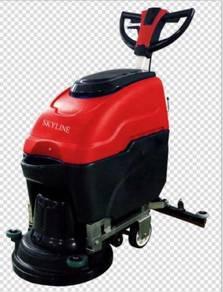 Auto scrubbing scrubber machine 3 in 1 - new