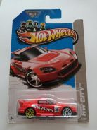 Hotwheels Honda S2000 Red