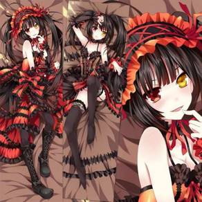 Anime Date A live Kurumi dakimakura pillow cover