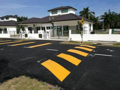 Direct PEMAJU FULL Loan Semi D FREE SNP MOT Pulau Indah Klang FREEHOLD