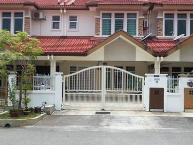 Taman Pelangi Semenyih Freehold 2 Storey Terrace House for SALE
