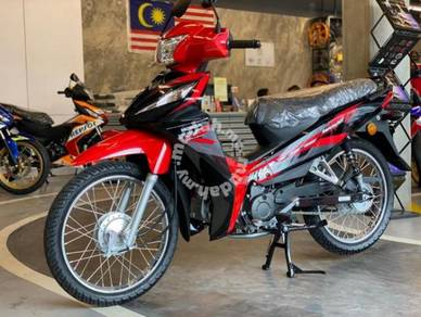 Honda alpha wave 110 v2 islamic loan promo!
