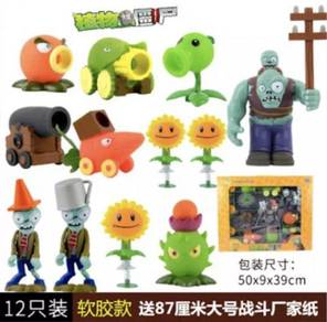 T6688 Plants vs. Zombie Toys of Boys Large Ejectio