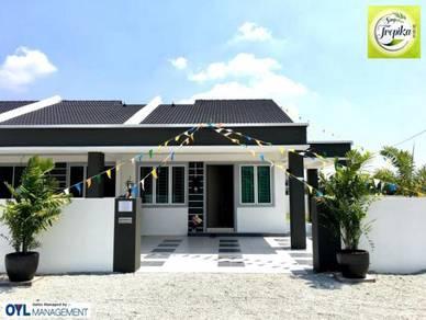 Rumah Teres 4 Bilik Bulanan RM8xx!
