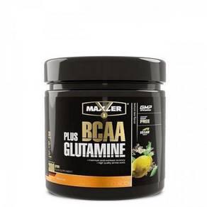Maxler BCAA Plus Glutamine 300g Lemon Tea