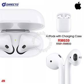 APPLE AirPods with Charging Case - ORIGINAL MYset
