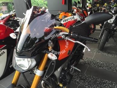 Windshield For Yamaha MT-09 (KHM Kian Huat)
