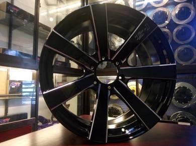 Rtg ts1 20inc rim for triton ford ranger