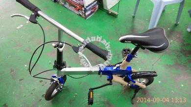 Nandi foldable bike 10inchi