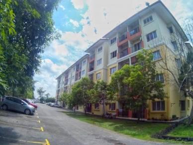 Apartment Tropika, Taman Tropika Sungai Tangkas, Bangi, UKM