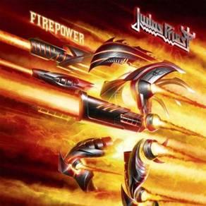 Judas Priest Firepower 180g 2LP