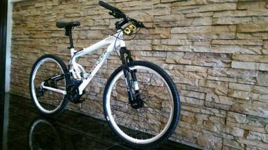 MTB 21 Spd Bicycle Basikal Dual Absorber - Factory