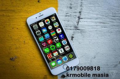 Iphone -6- tiptop ori -64gb-