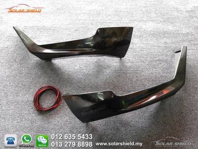 Perodua New Myvi 2018 Gear UP Rear Skirt Bodykit