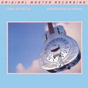 Dire Straits Brothers In Arms Numbered Limited Edi