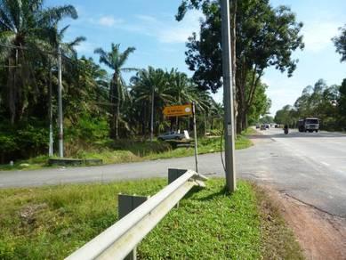 Corner land at Jalan Kluang, Ayer Hitam, Batu Pahat, Johor