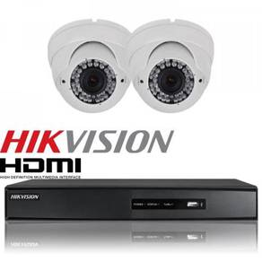 HIK Vision 4Channel CCTV Set 1080p 2.0MP Turbo HD