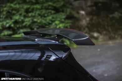 Mercedes Benz W176 Varis Spoiler A45 Bodykit