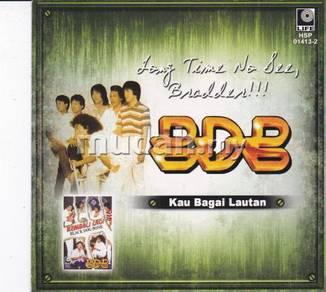 CD BDB Black Dog Bone Kembali Lagi