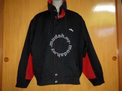 Fila jacket hooded