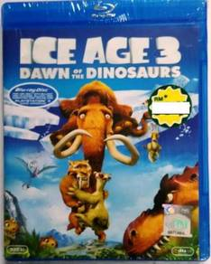 Blu-ray Ice Age 3 dawn of The Dinosaurs
