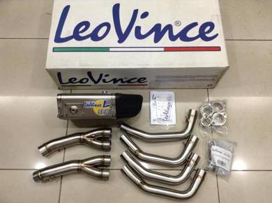 Leovince Underbody Yamaha XJ6 - XJ6F - Diversion