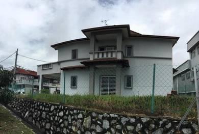 Nice Double Storey Corner Lot in Sri Pinang