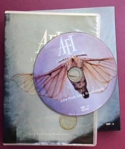 DVD - AFI -I HEARD A VOICE- Live From Long Beach