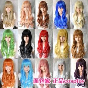 Stylish Fashion Any Anime character cosplay wig