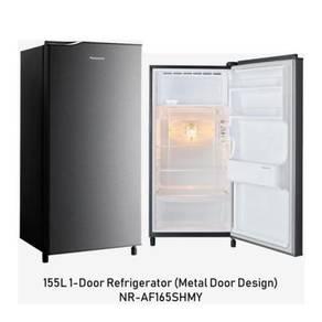 Panasonic single door refrigerator 155l | nr-af165