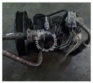 Toyota compressor aircond 4age 20v blacktop