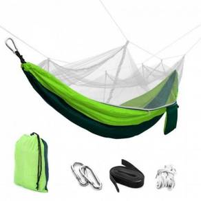 Camping Parachute Hammock with Mosquito Net