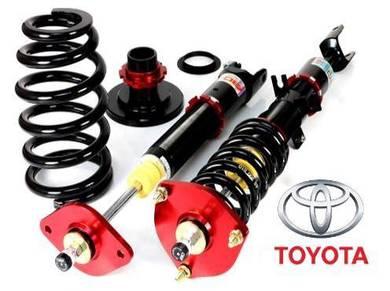[CONDITION 10/10] BC V1 Racing Adjustable Toyota