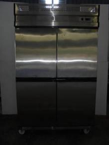 S/S 4 door chiller for sale